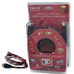 OKER Cable HDMI 5M