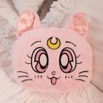 หมอนผ้าห่ม ลายแมว (การ์ตูนเซเลอร์มูน)