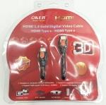 OKER Cable HDMI 20M