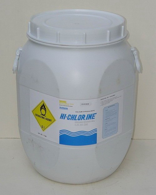 น้ำยาเคมี คลอรีนน้ำ 10%