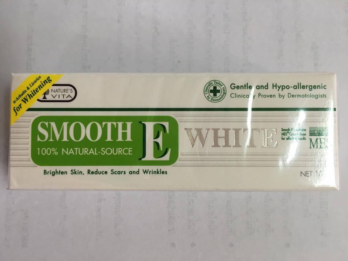 Smooth E white 10 กรัม สมูท อี ไวท์ ครีม