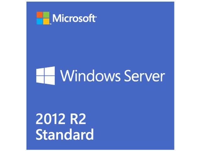 MICROSOFT WINDOWS SERVER STANDARD : WINDOWS SERVER STANDARD 2012R2 SNGL OLP NL 2 PROCESSOR