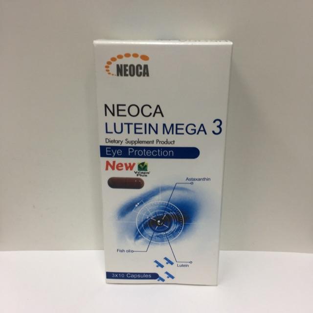 นิโอก้า ลูทีน เมก้า 3 Neoca Lutein Mega3
