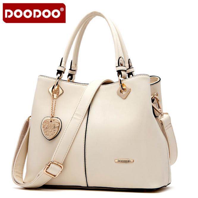 กระเป๋าถือ กระเป๋าสะพายข้างผู้หญิง DOODOO D5028