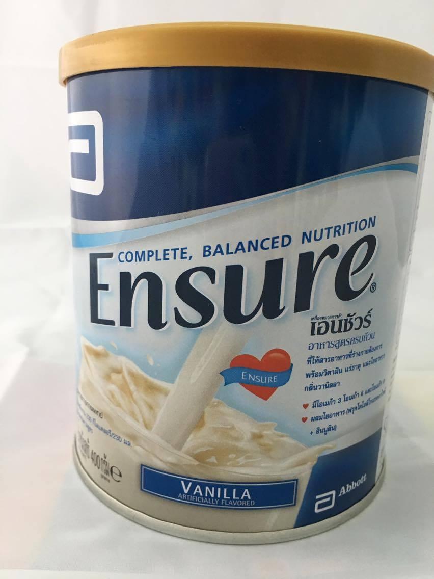 Ensure Powder Vanilla 400กรัม