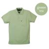 เสื้อโปโลชายสีชาเขียว