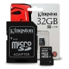 เมมโมรี่การ์ด Kingston 32 GB Class 10