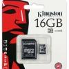 เมมโมรี่การ์ด Kingston 16 GB Class 4