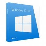 MICROSOFT WINDOWS 10 PRO OEM: WIN PRO 10 64BIT ENG INTL 1PK DSP OEI DVD