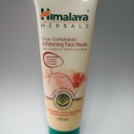 Himalaya Clear Complexion Whitening Face Wash 100 Ml สำหรับลด ฝ้า กระ