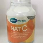 Mega we care nat c 1000 mg 60 เม็ด เมก้า แน็ต ซี
