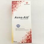 Acne-Aid Liquid cleanser แอคเน่-เอด ลิควิด คลีนเซอร์ 100มล.
