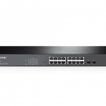 TP-Link 16-Port Gigabit Smart Switch with 2 Combo SFP Slots TL-SG2216