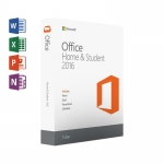 Microsoft Office Home and Student 2016 32/64 Bit