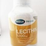 เมก้า วีแคร์ เลซิติน Mega lecithin 1200 mg