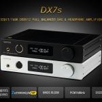 TOPPING DX7s full balanced DAC & headphone amp ตั้งโต๊ะชุดใหญ่ระดับ Hi-Res รองรับ DSD