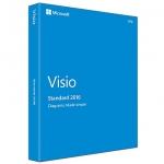MICROSOFT VISIO STANDARD: VISIO STANDARD 2016 SNGL OLP NL 32/64 Bit