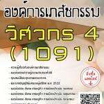 โหลดแนวข้อสอบ วิศวกร 4 (1091) องค์การเภสัชกรรม