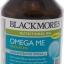 Blackmores omega me odourless แบลคมอร์ โอเมก้า มี 60 เม็ด thumbnail 1