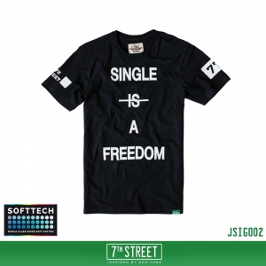 Single Is Freedom