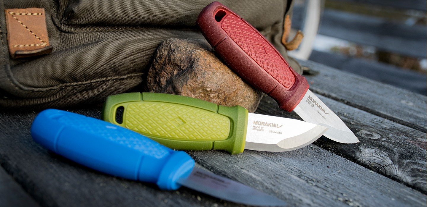 Morakniv Eldris with Fire Starter Kit