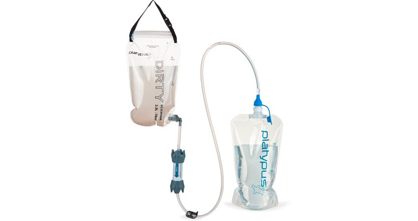 PLATYPUS GRAVITYWORKS™ 2L WATER FILTER