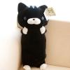 หมอนข้างผ้าห่ม น้องแมว สีดำ