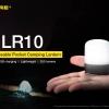 ตะเกียง LED Nitecore LR10 สว่าง 250 ลูเมน
