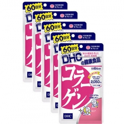ขายส่ง เซท 5 ซอง DHC Collagen (60วัน)