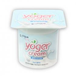 Yoger Cream มอยส์เจอร์ไรเซอร์บำรุงผิว ขนาด 50 กรัม สูตรธรรมดา