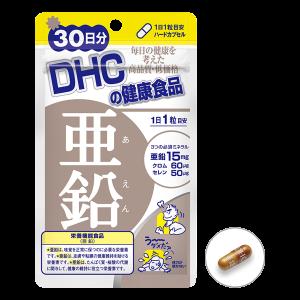 DHC zinc 30วัน อาหารเสริมธาตุเหล็ก ผมหลุดร่วง ประจำเดือนมาไม่ปกติ ร่างกายไม่แข็งแรง อ่อนเพลียง่าย